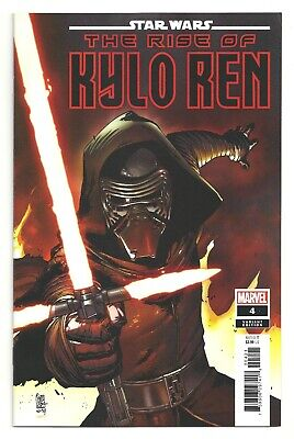 Marvel Comics STAR WARS THE RISE OF KYLO REN #4 1:25 CAMUNCOLI Variant Cover