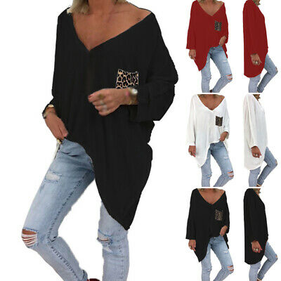 Cardigan Femme Court Haut Pull Pull Cou en V Manches Longues Neuf R5289