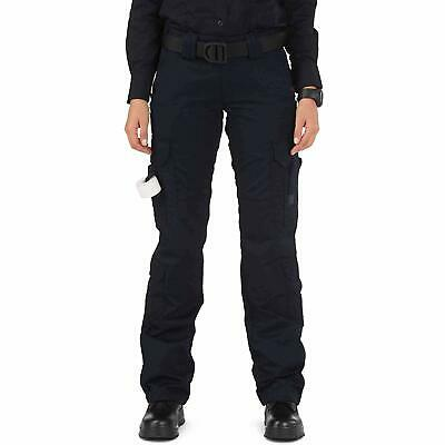 5.11 Tactical Womens Pants Navy Blue Size 10 Taclite EMS Cargo Work $60- 869