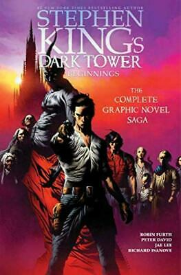 Stephen King's The Dark Tower: Beginnings Omnibus Hardcover – Dec 31 2045