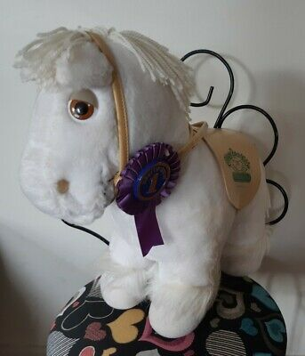 RARE Vintage Cabbage Patch Doll Show Pony CPK Horse  Best of Show with Saddle