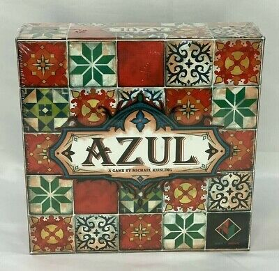 Azul Board Game - A Game by Michael Kiesling Brand New, Sealed