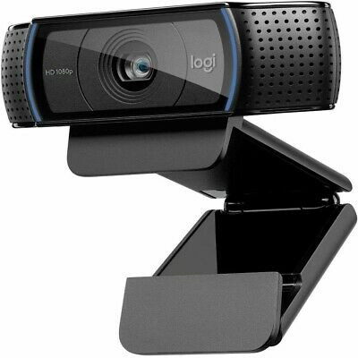 For Logitech C920e Webcam 1080P HD Microphone Camera Video Recorder For Desktop