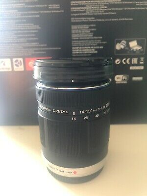 Olympus M.Zuiko 14-150mm f/4.0-5.6 ED Lens Micro Four Thirds Great Condition