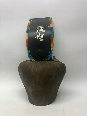 Large vintage Swiss / German cow bell