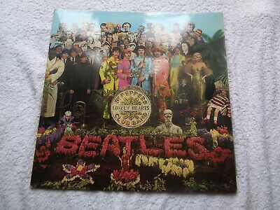 The Beatles - Sgt Peppers Lonely Hearts Club Band Emi