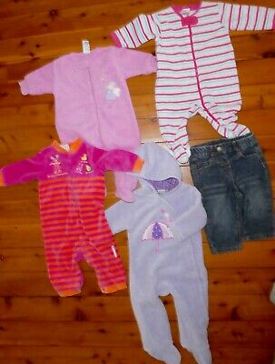 Huge bundle girl's winter used clothing all size 00-  5 items appr $3.52 ea