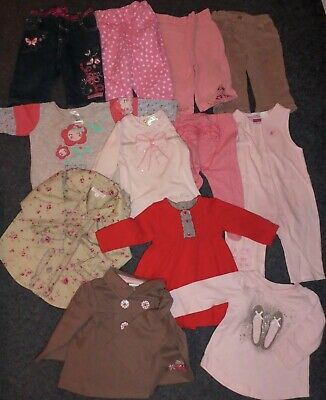 Huge bundle girl's winter used clothing all size 00 - 10  items appr $2.38   ea