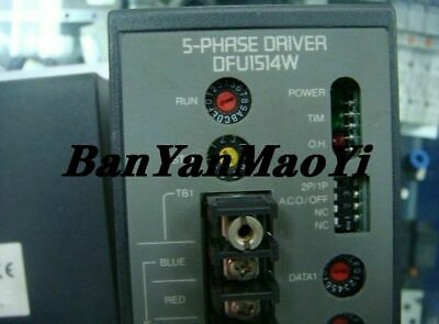 FedEx DHL  Used Oriental Motor Vexta DFU1514W 5-phase Driver Tested