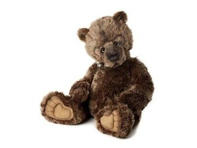 Charlie Bears Brutus, a big heavy Bear 2013 Collection