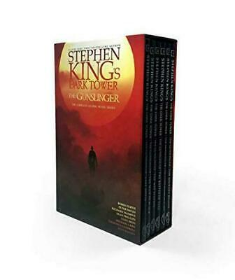 Stephen King's The Dark Tower: Gunslinger: Complete Graphic Novel...