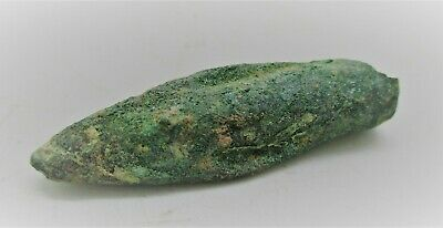 Circa 1500 Bce Ancient Mycenaean Arrowhead Bronze Age Greece