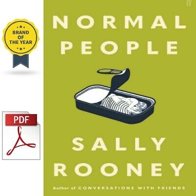Normal People by Sally Rooney 🔥 [P.D.F] Instant Delivery 30s 🔥⚡