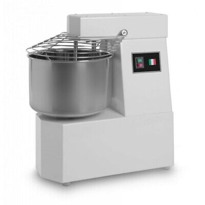 Kneading Spiral 6 kg - 7 Liters with Head Fixed - Monophase 230V
