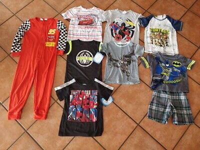 Boys Superhero Bundle- some new with tags- size 4/5