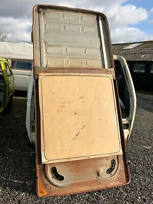 Vw t25 steel sliding sunroof VERY RARE vw type 25 vw t3 vw t25 vw multivan
