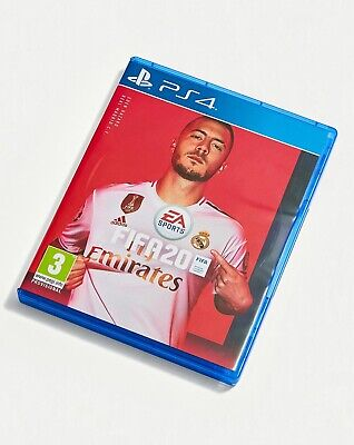 Ps4 Fifa 20 Brand New Sealed playstation with gold players pack code