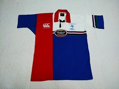 Namibia Rugby Union Vintage Canterbury of New Zealand Jersey Shirt