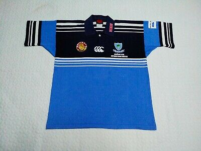 Northland Rugby Union Club Canterbury of Neww Zealand Jersey Shirt