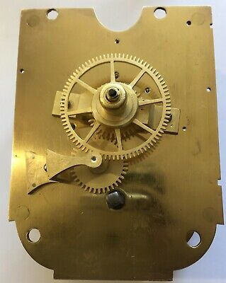 French Clock Movement, Dial, Hands & Pendulum