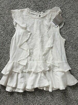 Bnwt Next Girls Summer Top/blouse Aged 8 Years