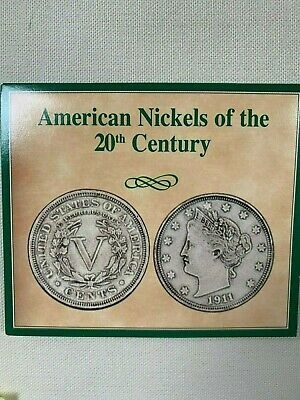 American Nickels Of The 20th Century Set Liberty Buffalo Wartime Jefferson