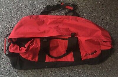 """L.L. Bean """"Extra Large"""" Travel Duffle Luggage Bag"""