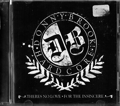 Donnybrook - There's No Love for the Insincere CD EP