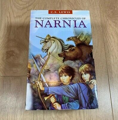 The Complete Chronicles of Narnia by C. S. Lewis (Hardback, 1999)Used