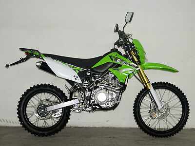 Defender 250cc Farm ag bike dirt bike with headlight & tail light  rec reg ready