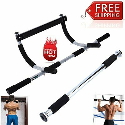 Doorway Chin Up Bar Pull Up Bar Sit Up Multi-Function Home Gym