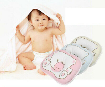 Newborn Baby Pillow Prevent  Flat Head Infant Cushion Sleeping Support