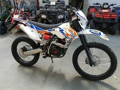 Warrior 250cc  trail bike dirt bike full size 18/21'' wheels rec reg kit