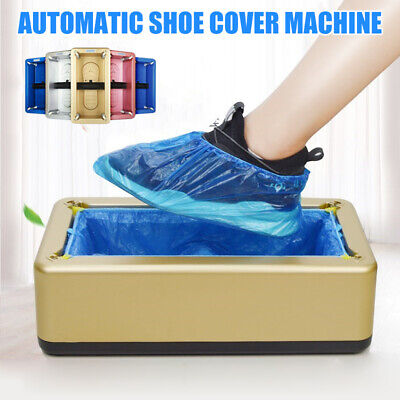 Automatic Shoe Cover Dispenser Machine 200x Disposable Overshoes