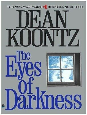 The Eyes of Darkness by Dean Koontz. Fast email copy to your inbox (PDF)