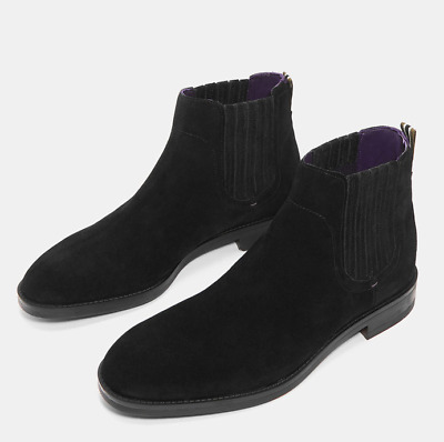 Ted Baker Men's Suede Boots Sestry Size UK 6