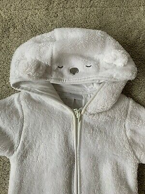 The Little White Company Pramsuit