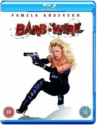 Barb Wire (Blu-ray) Pamela Anderson, Temuera Morrison, Victoria Rowell