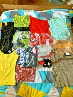 Clearance Wholsale Joblot Of Brand New Clothes Bnwt Huge Resale New Look, Boohoo
