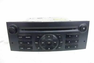 CD-Radio 9661607777 PEUGEOT 407 COUPE (6C_) 2.7 HDI