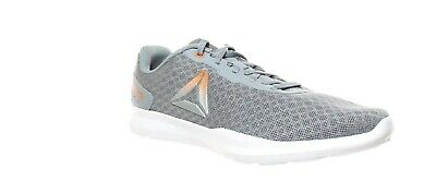 Reebok Men's Dart TR Cross Trainer Grey/White/Fieroa 10.5
