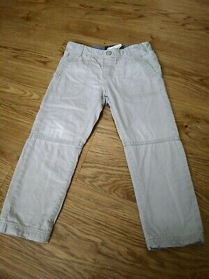 Mayoral boys beige trousers size 3 years