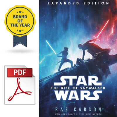 The Rise of Skywalker by Rae Carson 🔥 [P.D.F] ⚡ Instant Delivery 🔥✅