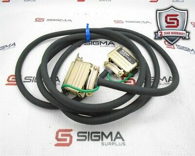 GE Fanuc IC610CBL117A Programmer CPU Cable 2M