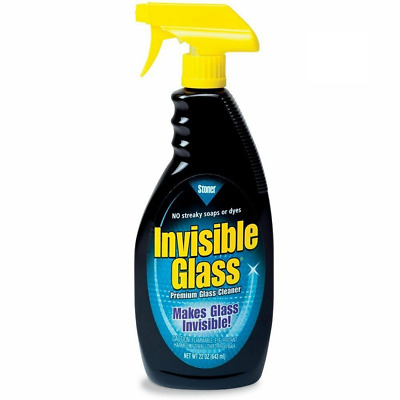 Stoner Invisible High Quality Glass Cleaner 650ml