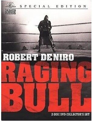 Raging Bull - Special Edition - 2 Disc DVD Collectors Set