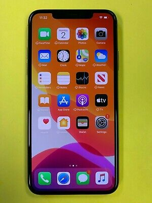Apple iPhone Eleven Pro Max - 256GB Gold (Unlocked) Smartphone - Excellent Cond