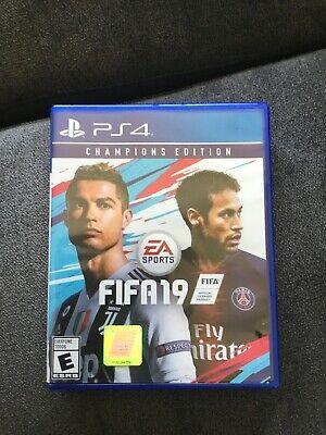 FIFA 19 Champions Edition PS4 Pre-Owned Used