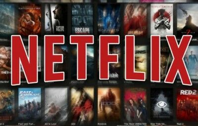 Netflix 12 mesi - 4 DISPOSITIVI IN CONTEMPORANEA -