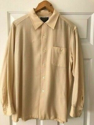 Original Fine Wool SIR PENDLETON  Shirt - Early 1950's Great Condition